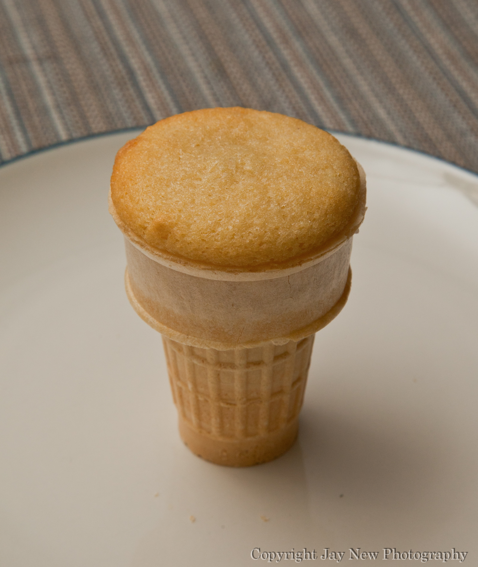 how to cook ice cream cone cupcakes