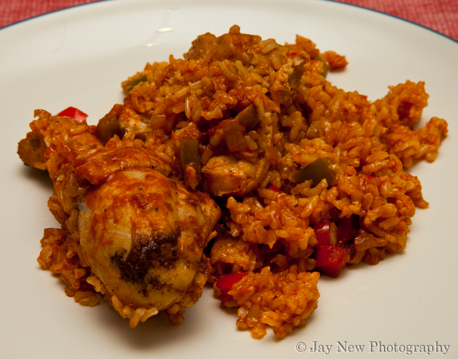 Baked Chicken and Brown Rice-Gluten Free | Samina Cooks