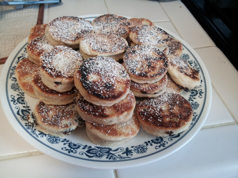 Welsh Cakes (1/2)