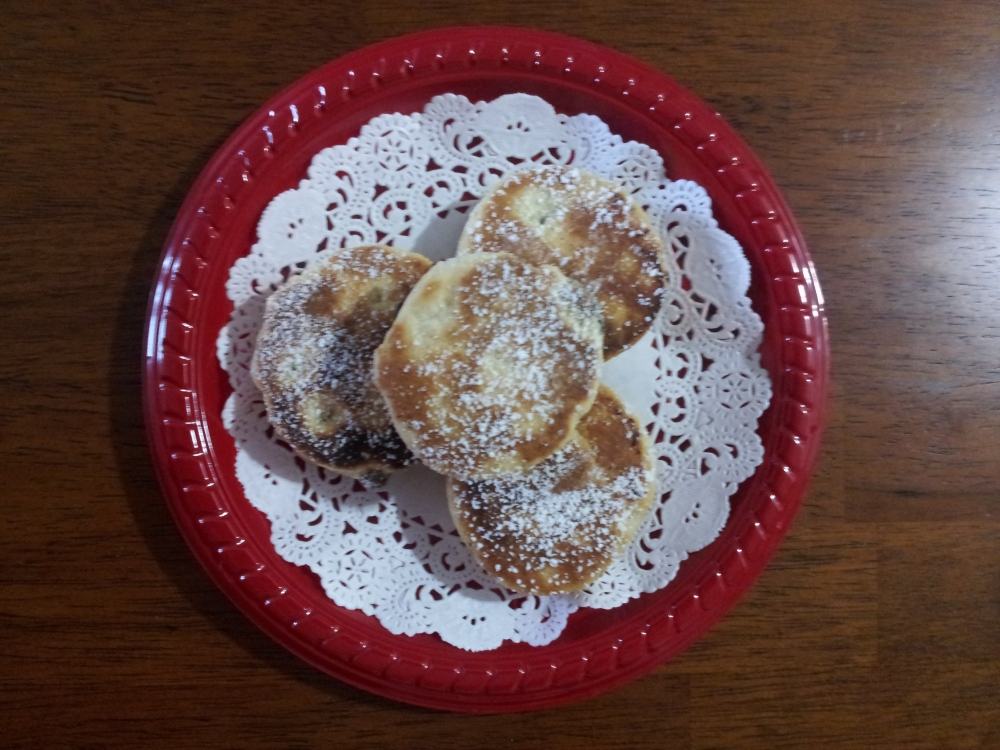 Welsh Cakes (2/2)