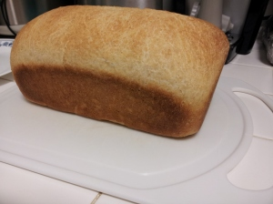 Tangzhong Style Honey Wheat Bread